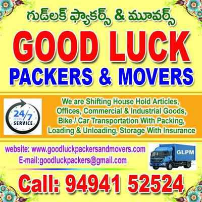 Good Luck Packers and Movers