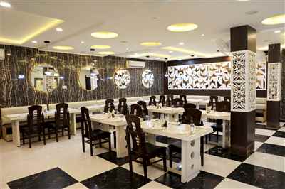 Restaurant - Hotel Star Of Taj