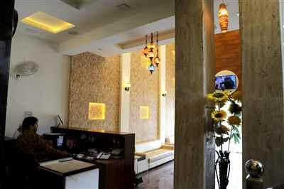 Hotel Reception - Hotel Star Of Taj