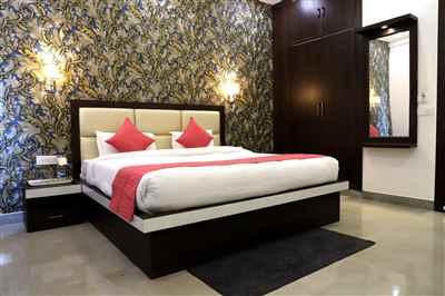 Hotel Deluxe Rooms - Hotel Star Of Taj