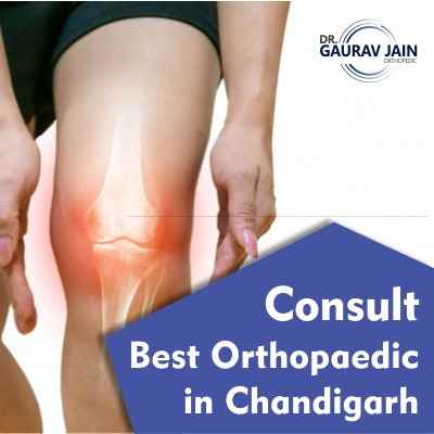 Dr Gaurav Jain Ortho Clinic
