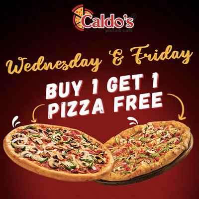 Caldos Pizza and Cafe