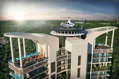 The Leela Sky Villas Delhi