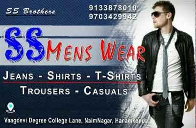 SS Mens Wear