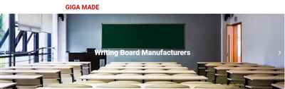 GIGA MADE - Manufacturer of Writing Boards