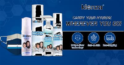 Klenza Sanitizers
