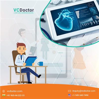 VCDoctor Telemedicine Software