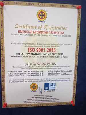 TISO CERTIFICATIONS