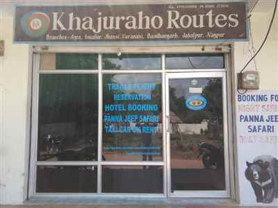 Khajuraho Routes Travel Services
