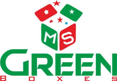 MS GREEN BOXES