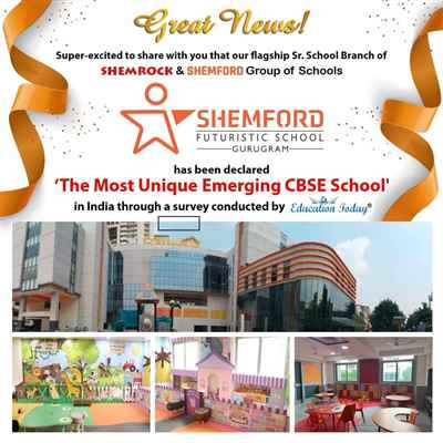 Shemford Futuristic School Gurgram