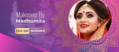 Makeover By Madhumita