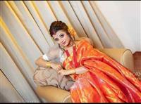 Bridal Makeup Artist Shinky Aparna