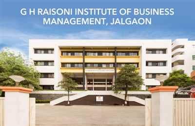 G H Raisoni Institute of Business Management