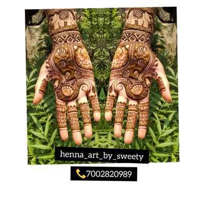 Heena Art By Sweety