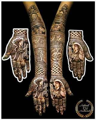 Madhusmita Mehendi Artist Tinsukia
