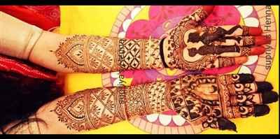 Supriya's Henna