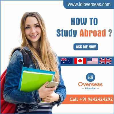IDI Overseas - Best Overseas Education Consultants