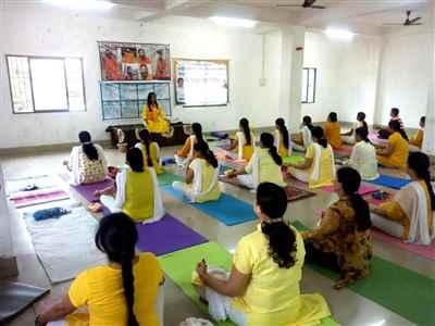 Priti Poddar Yoga Classes