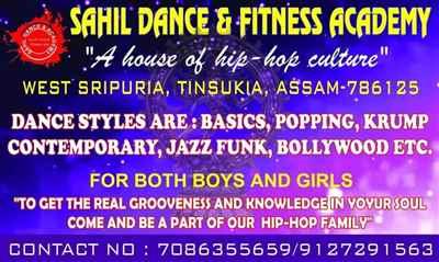 Sahil Dance And Fitness Academy
