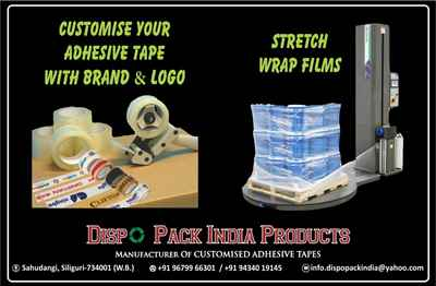 Dispo Pack India Products
