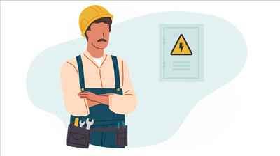 Electrician Anil Gowala