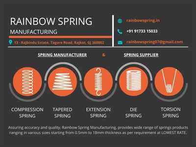 Rainbow Spring Manufacturing
