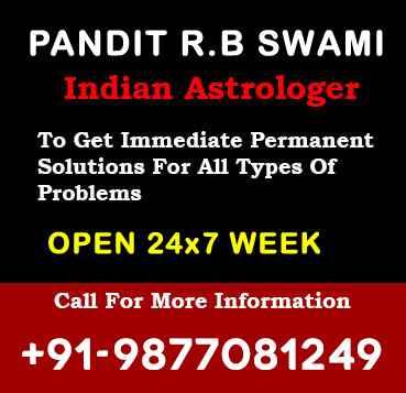Astrologer R B Swami