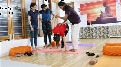 Om Yoga International