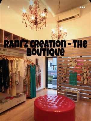 Rani'z Creation - The Boutique