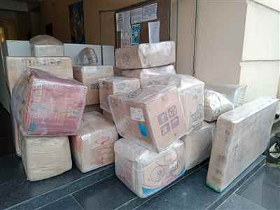KUMAR PACKERS AND MOVERS