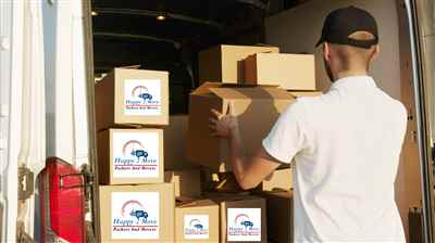 Happy to Move Packers and Movers