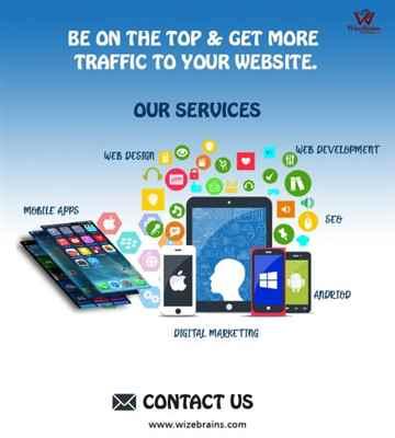 WizeBrains IT Solutions Pvt. Ltd