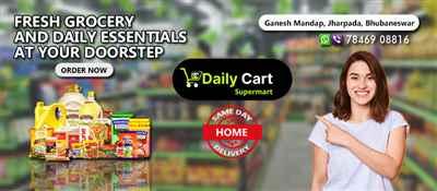 Daily Cart Supermart