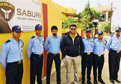 Saburi Security Agency Pvt.Ltd