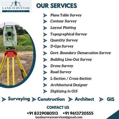 Land Surveyor Services