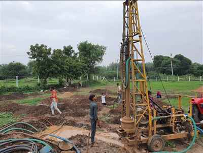 PA Borewell And Services