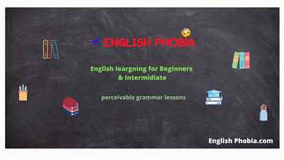 English Phobia