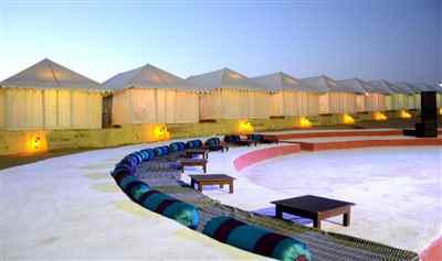 Marvin Desert Camp