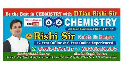 A to Z Chemistry