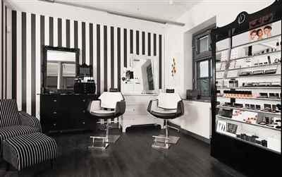 NF2 Unisex Salon