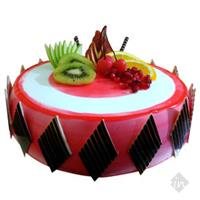 Strawberry Flavoured Cake - Best Quality Cakes Online Coimbatore