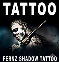 Fernz Shadow Tattoo