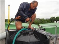 Aviraj Water Tank Cleaning