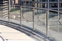 Glass And Steel Railing (1)
