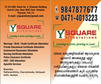 Y Square Attestation Services