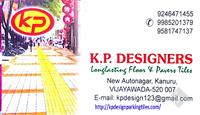KP Design Parking Tiles