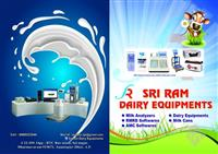 Sriram Dairy Equipment