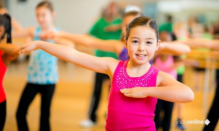 Dance Summer Training in Bihar