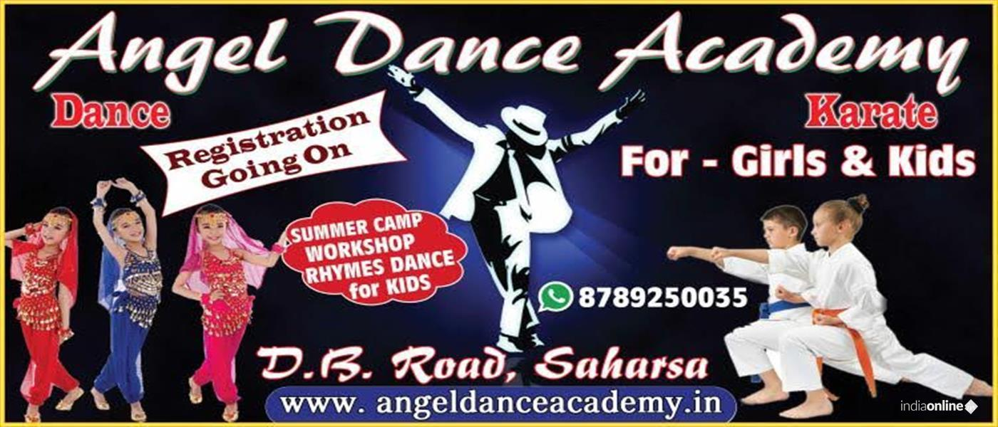 Kids Dance School in Saharsa, Bihar